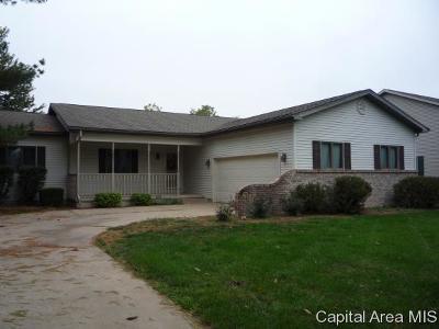 Pleasant Plains Single Family Home For Sale: 37 Hawthorn Ln