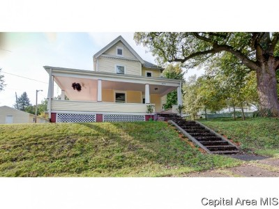 Petersburg Single Family Home For Sale: 422 W Lincoln Ave