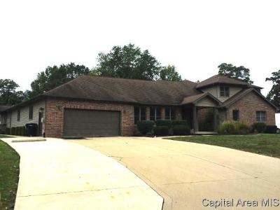 Springfield Single Family Home For Sale: 5 Country Towne Rd