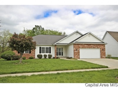 Chatham Single Family Home For Sale: 118 Winter Park Dr