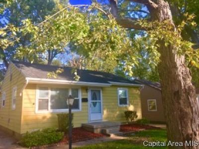 Springfield Single Family Home For Sale: 3016 S 2nd