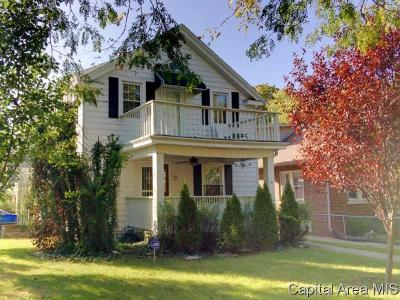 Springfield Single Family Home For Sale: 229 S Douglas Ave