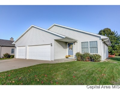 Chatham Single Family Home For Sale: 530 Dewberry