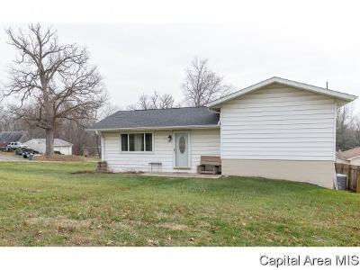 Springfield Single Family Home For Sale: 230 E Houston Street