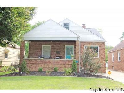 Springfield Single Family Home For Sale: 2140 Marland St
