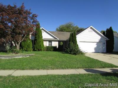Springfield Single Family Home For Sale: 2701 Steiler