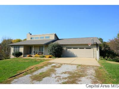 New Berlin Single Family Home For Sale: 305 Stetson Rd