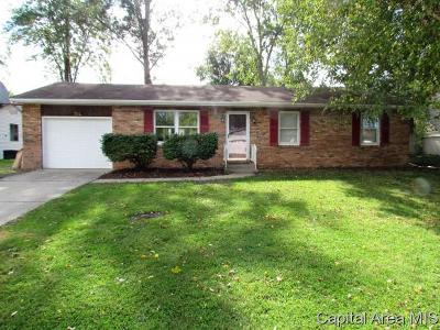 Chatham Single Family Home For Sale: 704 Timberhill Dr