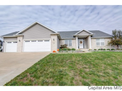 Chatham Single Family Home Pending Continue to Show: 219 Karros Pointe Dr