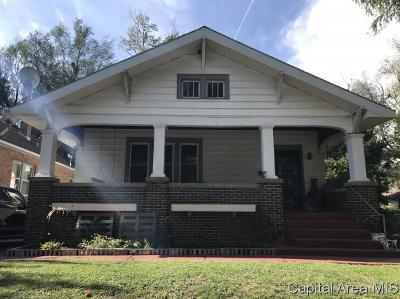 Springfield Single Family Home For Sale: 2413 Yale Blvd.