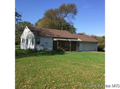 Petersburg Single Family Home For Sale: 14341 State Highway 97
