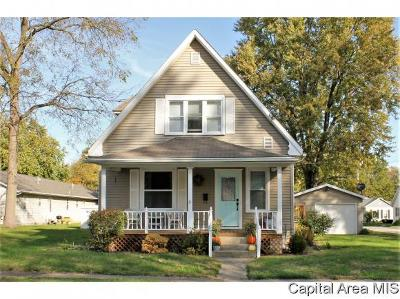 Auburn Single Family Home Pending Continue to Show: 718 W Madison St