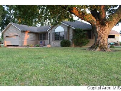 Springfield Single Family Home For Sale: 3590 Rising Moon Rd
