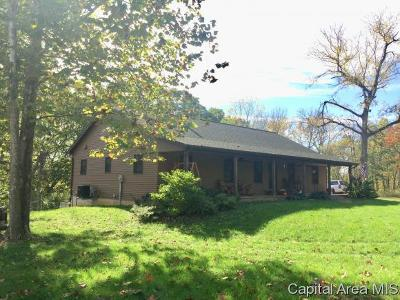 Petersburg Single Family Home For Sale: 15222 New Salem Bluff Rd