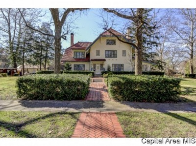 Springfield Single Family Home For Sale: 1703 S Wiggins Ave