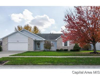 Chatham Single Family Home For Sale: 1232 Oakbrook Avenue