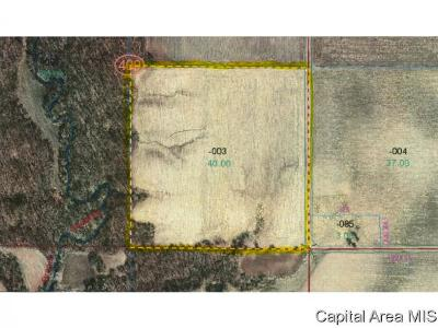 Girard Farm & Ranch For Sale: Stead Rd.