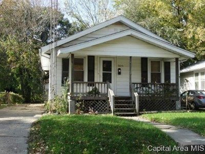 Springfield Single Family Home For Sale: 2653 S 9th St