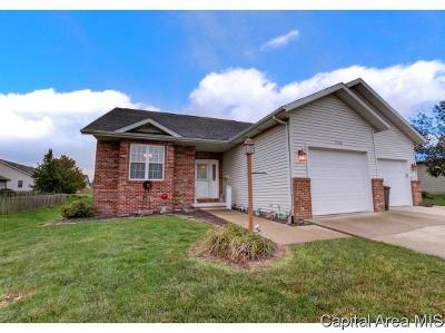 Chatham Single Family Home For Sale: 206 Independence Blvd.
