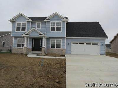 Chatham Single Family Home For Sale: 1834 Ptarmigan Dr