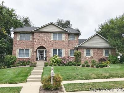 Springfield Single Family Home Pending Continue to Show: 4101 Southwoods Rd