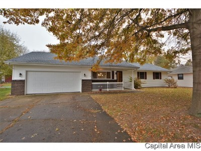 Chatham Single Family Home For Sale: 115 Cottonwood Dr