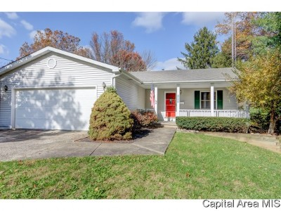 Chatham Single Family Home For Sale: 507 W Chestnut