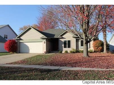 Chatham Single Family Home For Sale: 811 Locust Ct