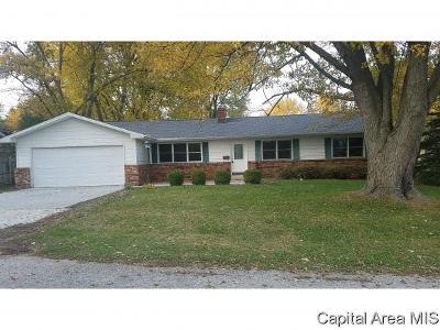 Chatham Single Family Home For Sale: 325 E Spruce