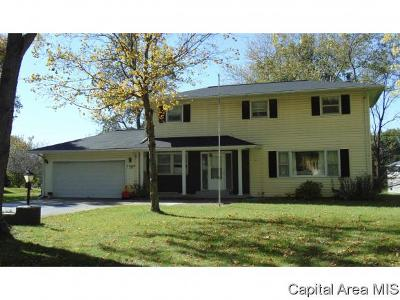 Petersburg Single Family Home For Sale: 1625 Vinifera Dr