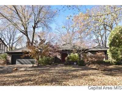Springfield Single Family Home For Sale: 1617 Willemoore Ave