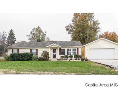 Auburn Single Family Home For Sale: 315 E Madison