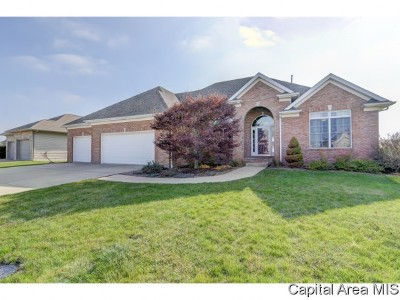 Chatham Single Family Home For Sale: 906 River Birch Ct