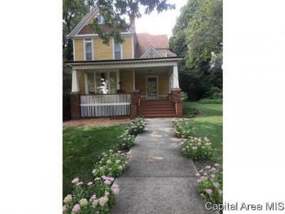 Jacksonville Single Family Home For Sale: 315 Lockwood Pl