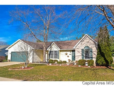 Chatham Single Family Home For Sale: 101 Parkway Dr
