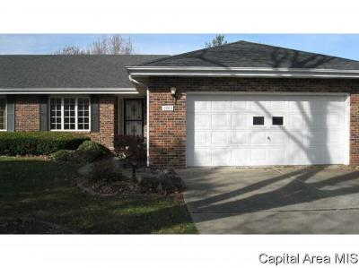 Springfield Single Family Home For Sale: 3013 Turning Mill Dr