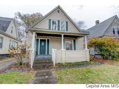 Springfield Single Family Home For Sale: 850 S Douglas Ave