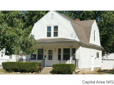 Springfield Single Family Home For Sale: 710 S Columbia Ave