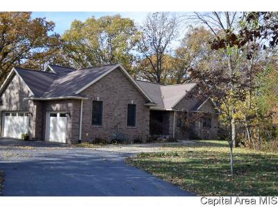 Jacksonville Single Family Home For Sale: 1631 Hillsdale Rd.