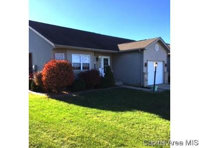 Chatham Single Family Home For Sale: 120 Jennifer Ct