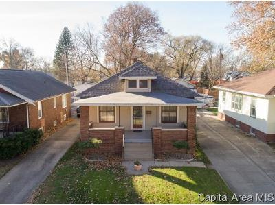 Springfield Single Family Home For Sale: 2141 Yale Blvd