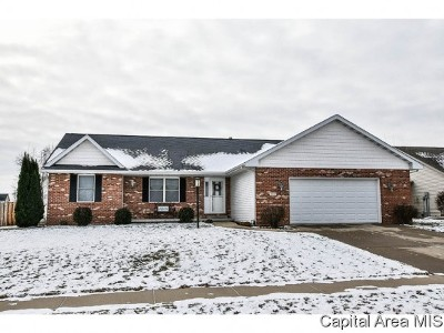 Chatham Single Family Home For Sale: 302 Osteen Ln