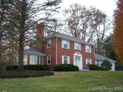 Jacksonville Single Family Home For Sale: 415 Woodland Pl