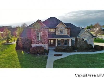 Springfield Single Family Home For Sale: 5004 Dogwood Hls