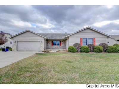Chatham Single Family Home For Sale: 1530 Sequoia Dr