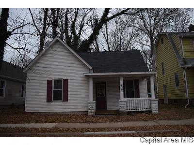 Springfield Single Family Home For Sale: 536 S Park Ave