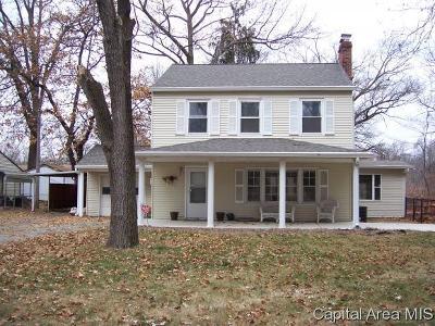 Springfield Single Family Home For Sale: 29 W Hazel Dell