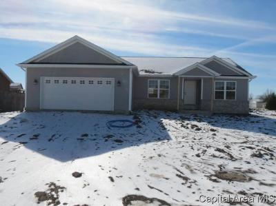 Chatham Single Family Home For Sale: 306 Glenn Dr