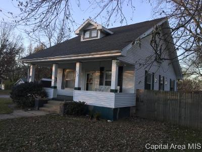 Girard Single Family Home For Sale: 522 W Washington St