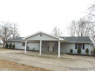 Chatham Multi Family Home For Sale: 216 W Mulberry